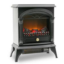 Electric Fireplace Stove Leisure Zone Electric Fireplace Stove Heater With Flame Effect