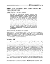 bureau de change evry pdf paper aging and degradation recent findings and research methods