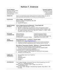 Recent College Graduate Resume Template 11 College Student Resume Template 20 Saneme
