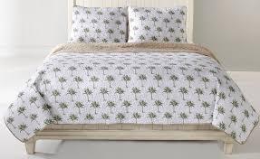 amazon com panama jack palm tree full queen quilt set full queen