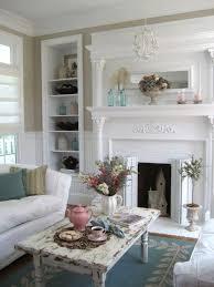 best 25 shabby chic fireplace ideas on pinterest shabby chic