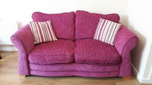 Pink Sofa Bed by Pink Sofa Sofabed Excellent Condition Dfs Elin Range In