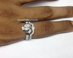 claddagh wedding ring sets claddagh ring set etsy