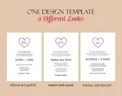 templates design your own wedding invitations template free as