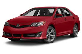 2014 toyota camry se 4dr sedan pricing and options