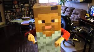 Halloween Minecraft Costumes Costume U0027halloween Minecraft Fait à La Main