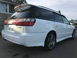white subaru wagon 2000 subaru legacy wagon gt twin turbo awd for sale subaru