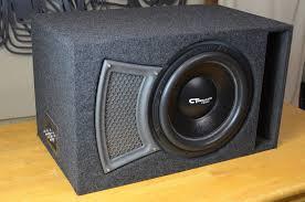 Speaker Designs Box Designs U2013 Subwoofer Box Designs