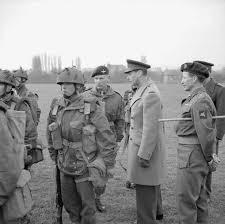 king george vi 19 may 1944 british 6th airborne are ready for normandy