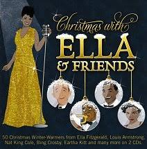 nat king cole christmas album cd album various artists christmas with ella friends