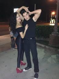 easy couples costumes daydreame r october grease costumes