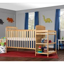 Changing Table Crib Combo On Me 4 In 1 Size Crib And Changing Table