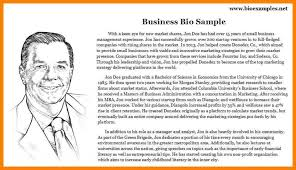business bio template biography template 20 free word pdf