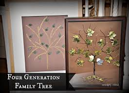 serendipity refined how to a four generation family tree