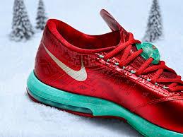 kd 6 christmas nike basketball 2013 christmas pack lebron 11 8 system