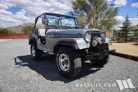 1974 jeep renegade calamity 1974 jeep cj5 renegade wayalife