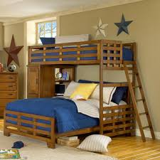 bedroom queen bunk bed with desk kids beds with storage twin and
