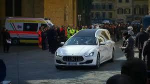 funeral fans davide astori funeral fans and football bid farewell euronews