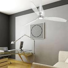 ventilatori da soffitto senza luce faro