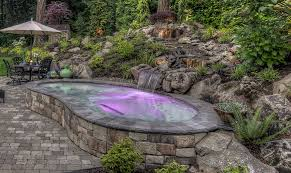 Backyard Water Feature Ideas Backyard Water Feature Ideas Home Design And Idea