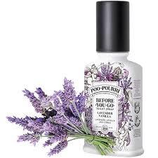 lavender vanilla poo pourri
