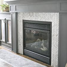 Paint Tile Fireplace by The Fireplace Surround Is Done Whoot A Tutorial And More Pics