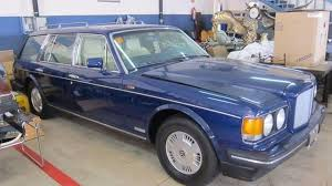 bentley brooklands for sale rare awd bentley brooklands estate listed for u20ac149 000