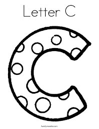 coloring pages for letter c letter c coloring page twisty noodle