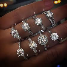 gorgeous engagement rings saturday trunk show engagement ring eye candy