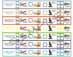 printable toddler chore chart custom chores by thecraftymomlr