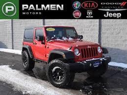 fiat jeep wrangler 2012 jeep wrangler sport kenosha wi 22736890