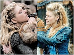 vikings hagatga hairdos viking hairstyles for women with long hair it s all about braids