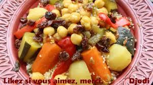 cuisine facile pour d饕utant couscous végétarien facile pour débutants