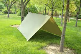 thebluestone rain tarp shelter in 10 x 10 ft for canopy double