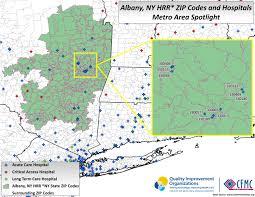 Map Of Area Codes Ny Albany Providers U2013 Medicaring Communities