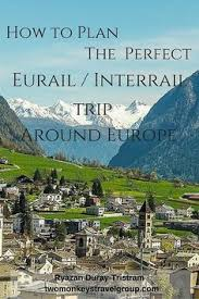 best 25 interrail trips ideas on interrail europe