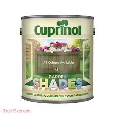 cuprinol garden shades wood shed u0026 fence paint stain 5 litre 5l