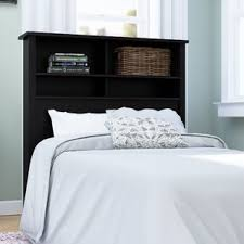 White Bookcase Headboard Twin Bookcase Headboards You U0027ll Love Wayfair