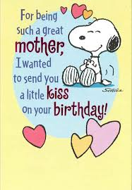 snoopy hug and for birthday card greeting cards hallmark