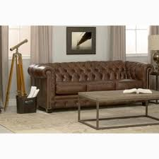Distressed Leather Armchairs Leather Sofas Couches U0026 Loveseats Shop The Best Deals For Nov