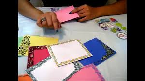 diy how to make envelope or envelopes handmade envelopes youtube