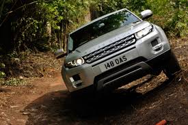 land rover freelander off road range rover evoque off road first drives auto express