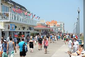 Delaware beaches images Beach and boardwalk city of rehoboth jpg