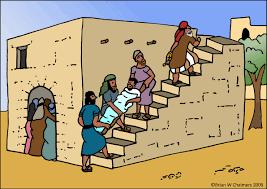 Jesus Heals The Blind Man Preschool Craft Jesus Heals The Paralytic Man Flip Chart Ebibleteacher Bible