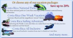costa rica honeymoon costa rica vacation packages
