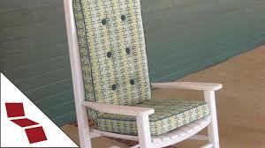 nursery cushion for rocking chair for nursery rocking chair
