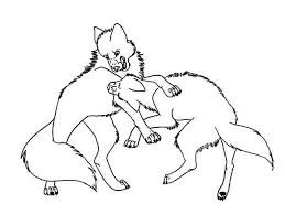 printable wolves coloring pages coloring