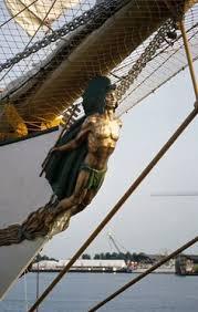 носовые фигуры старинных кораблей nbsp традиция украшать нос