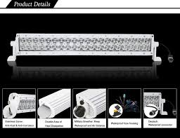 30 led light bar combo 30 inch light bar boat led light bar black oak led