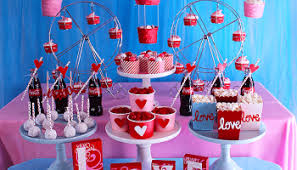 Valentine S Day Birthday Decor by Love Is A Battlefield Valentine U0027s Day Party Michelle U0027s Party Plan It